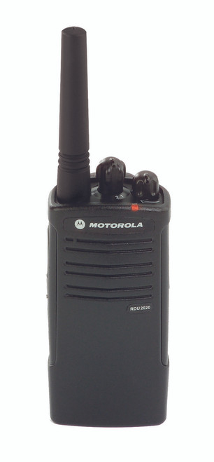 Motorola RDU2020 2 Watt 2 Channel UHF two way radio