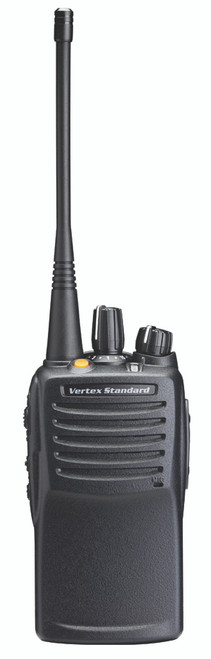 Vertex Standard VX-451 UHF or VHF 5 Watt 32 Channel Two Way Radio