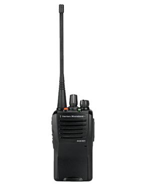 Vertex Standard Intrinsically Safe ISEVX-531 Digital UHF or VHF 5 Watt 32 Channel Two Way Radio