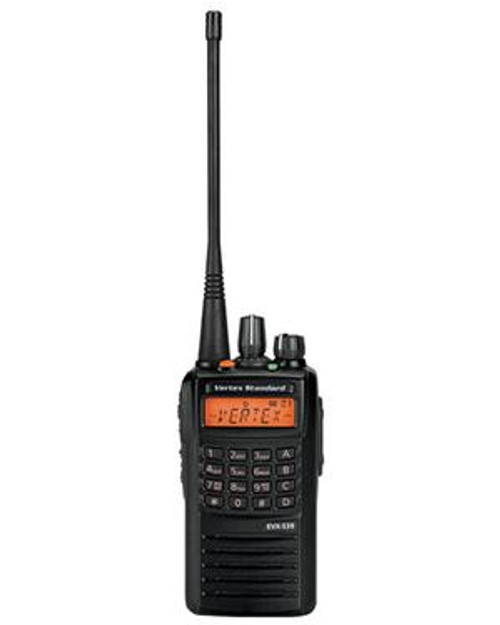 Vertex Standard Intrinsically Safe ISEVX-539 Digital UHF or VHF 5 Watt 512 Channel Two Way Radio