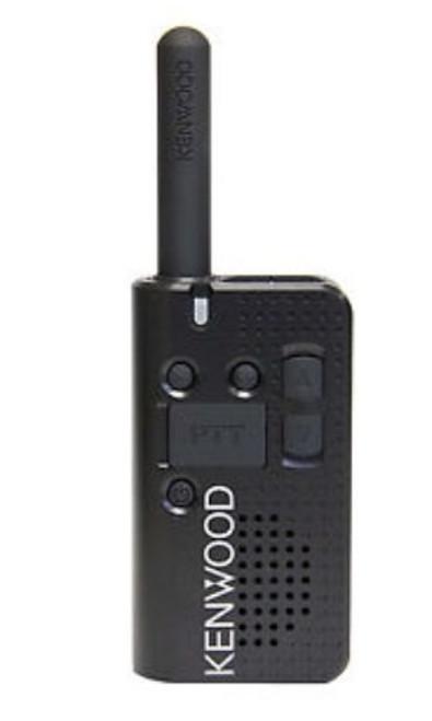 Kenwood PKT-23 1.5 Watt 4 Channel UHF Two Way Radio