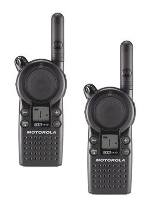 Motorola CLS1110 2 Pack
