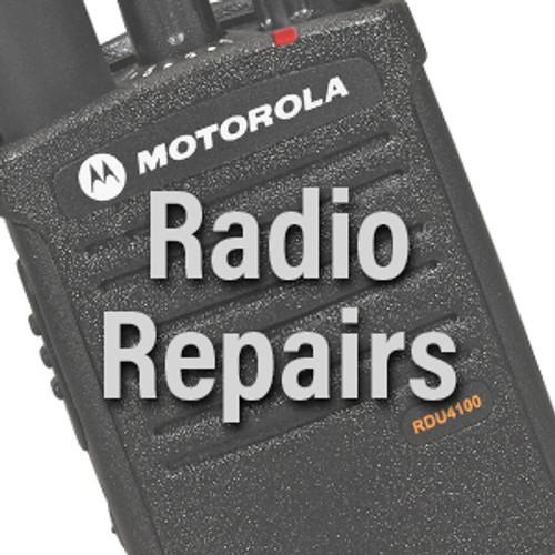 $149.00 Flat Rate Two Way Radio Repairs