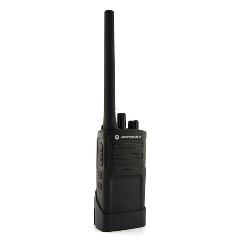 Motorola RMV2080 Two Watt 8 Channel VHF Two Way Radio with NOAA Weather