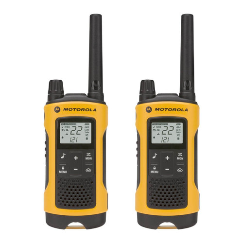 Motorola T400 Waterproof Talkabout Two Way Radio