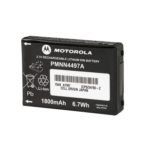 Motorola PMNN4497 CLS Series Li Ion Rechargeable Battery