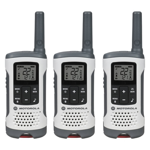 Motorola Talkabout T260T 3 Pack of Talkabout Two Way Radios