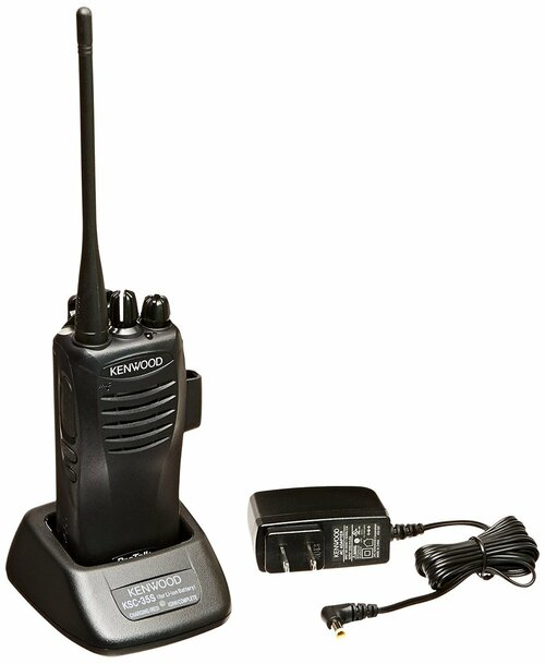 Kenwood TK3402U16P 5 Watt 16 Channel UHF Two Way Radio