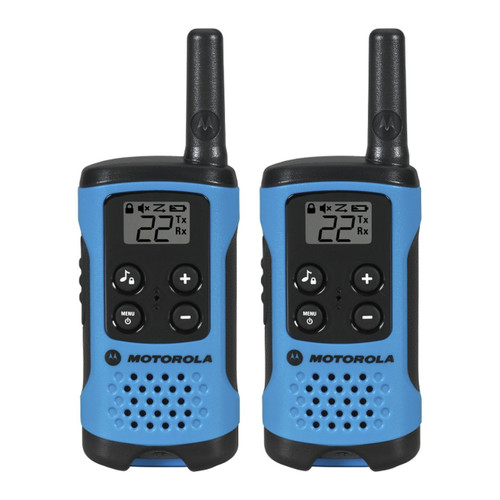 Motorola T100 Talkabout Two Way Radio 2 Pack