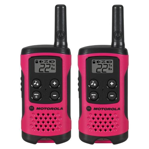 Motorola Talkabout T107 Walkie Talkies