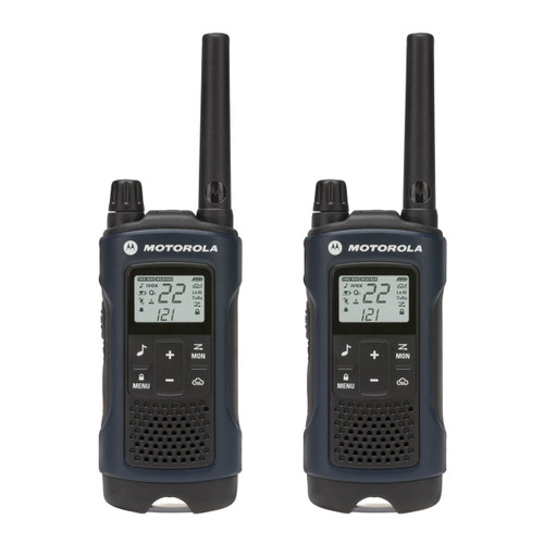 Motorola Talkabout T465 2 Pack of Two Way Radios
