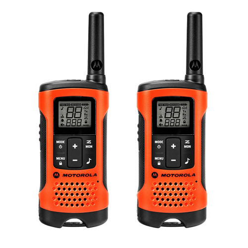 Motorola T265 Talkabout Walkie Talkie 2 Pair
