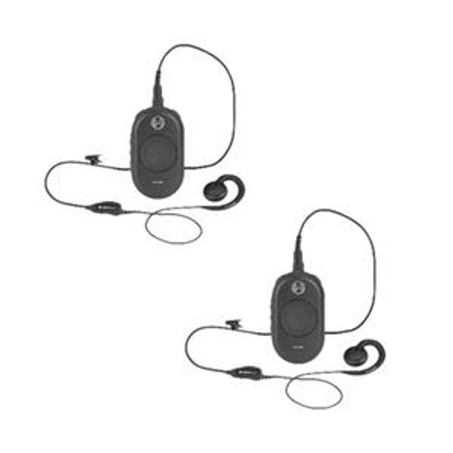 Motorola CLP1010 UHF 2 Way Radio Pack of 2