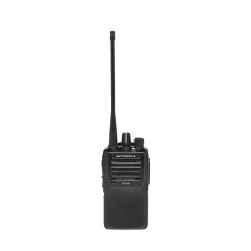 Motorola VX-261 5 Watt UHF or VHF Two Way Radio