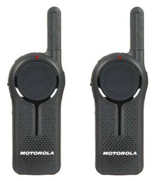 Motorola DLR1060 Digital 2 Way Radio, Pack of 2
