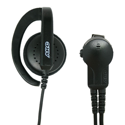 ARC G32 Noise Canceling Headsets for Kenwood and Motorola two way radios