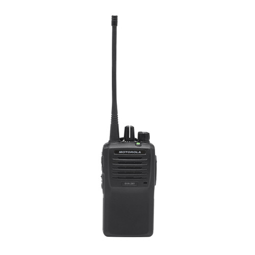 Motorola EVX-261 UHF or VHF 5 Watt Digital Two Way Radio