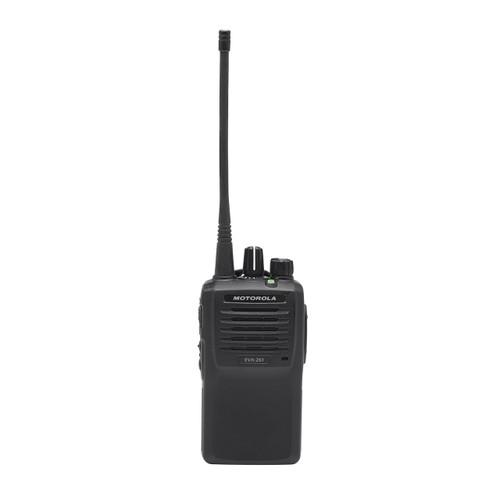 Motorola EVX-261 UHF or VHF 5 Watt Digital Two Way Radio