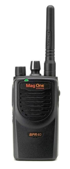 Motorola Mag One BPR40 16 Channel UHF Two  Way Radio