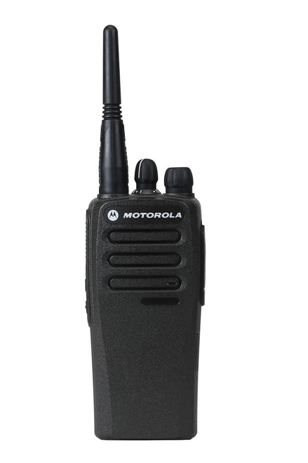 Motorola CP200d Digital Compatible UHF or VHF Two Way Radio
