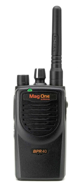 Motorola Mag One BPR40 VHF 8 Channel Two Way Radio