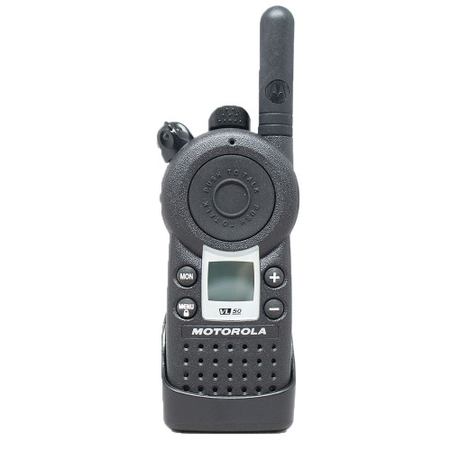 Motorola VL50 1 Watt 8 Channel UHF Business Two Way Radio
