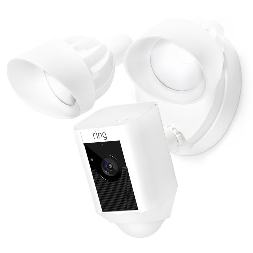 Ring Floodlight Cam in White