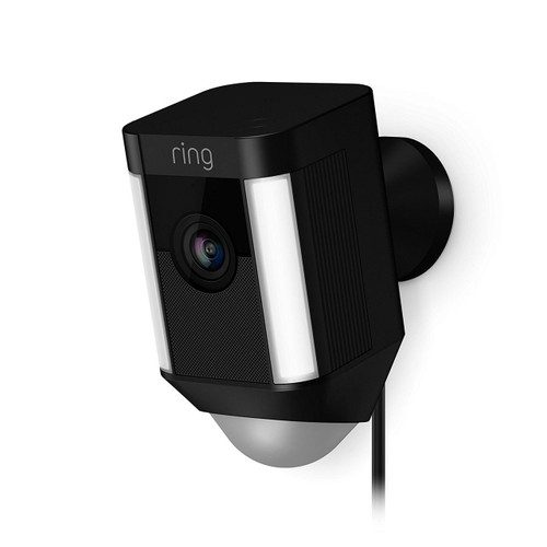Ring 8SH1P7-BEN0 Spotlight Cam, Black