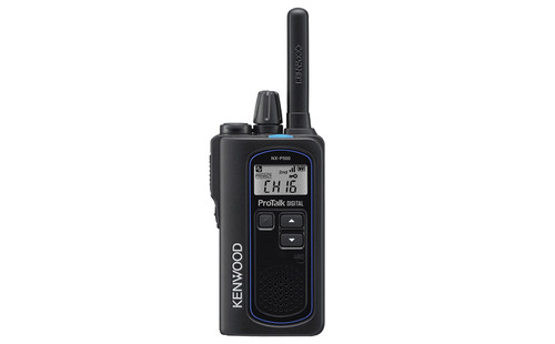 Kenwood ProTalk NX-P500 Waterproof Digital UHF Two Way Radio
