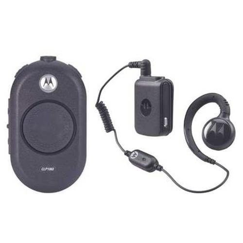 Motorola CLP1060 with Bluetooth Headset