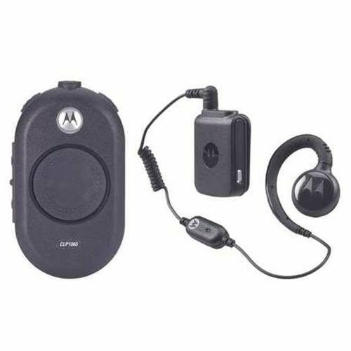 Motorola CLP1060 with Bluetooth Headset