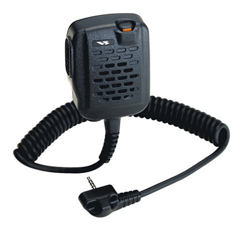 Motorola MH-45B4B Heavy Duty Shoulder Microphone