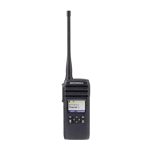 Motorola DTR600 1 Watt Digital Two Way Radio