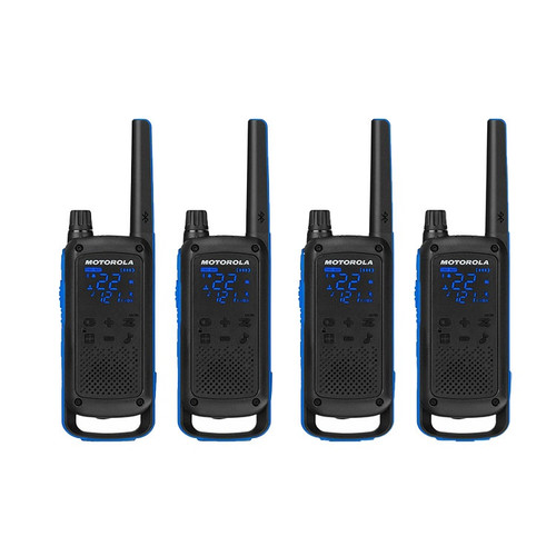 Motorola Talkabout T800 Two Way Radio 2 Packs of 2