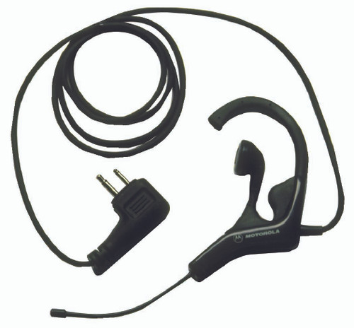 Motorola 53863 Earpiece with Boom Mic-VOX capable