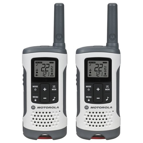 Motorola T260 Talkabout Two Way Radio 2 Pack