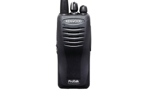 Kenwood TK3400U16P 2 Watt 16 Channel UHF Walkie Talkie