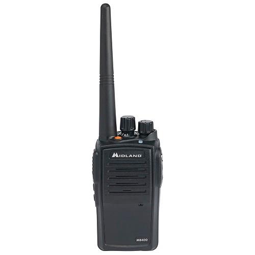 Midland MB400 4 Watt 16 Channel UHF Two Way Radio