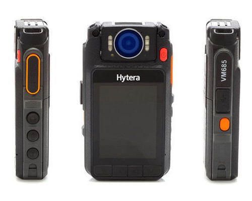 Hytera VM682 Body Cam with Remote Speaker Microphone