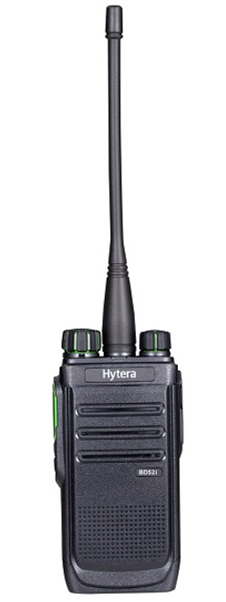 Hytera BD502i 4 or 5 Watt 48 Channel UHF or VHF two way radio.