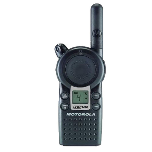 Motorola CLS1410 1 Watt 4 Channel UHF two way radio
