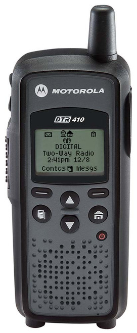 Motorola DTR410 1 Watt Digital two way radio