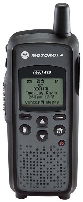 Motorola DTR410 1 Watt Digital two way radio
