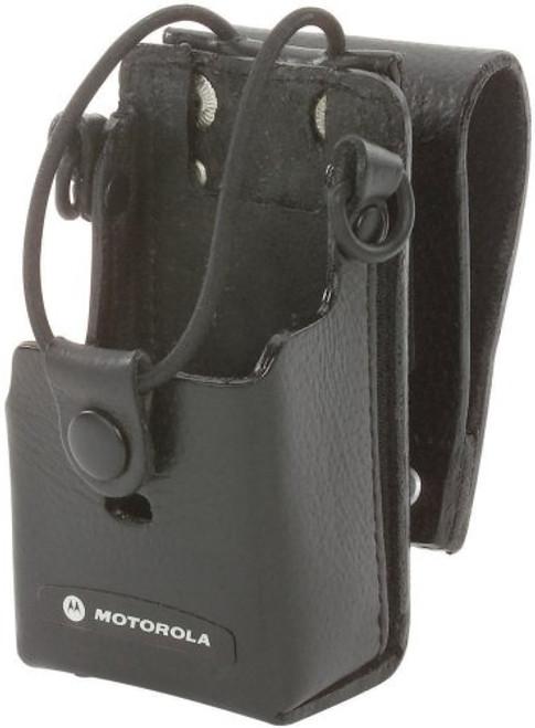 Motorola RDX Series Leather Case with Swivel Belt Loop