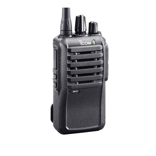 ICOM F4001 43 RC 4 Watt 16 Channel UHF Two Way Radio