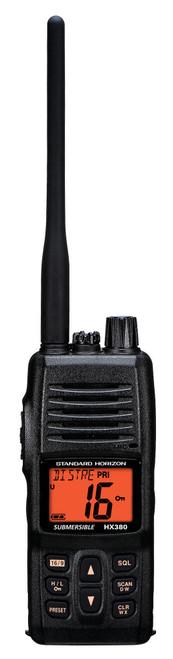 Standard Horizon HX380 VHF Handheld Marine Radio