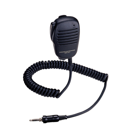 Standard Horizon MH-57A4B Mini Speaker Microphone for Standard Horizon Marine VHF Handhelds