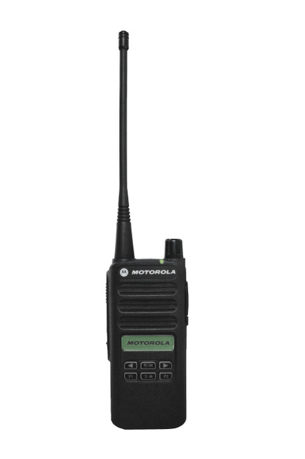 Motorola CP100d with Display