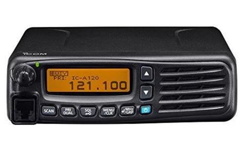 ICOM A120 36 Watt VHF Airband Mobile Radio
