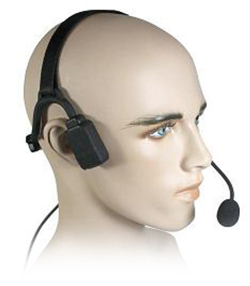Pryme NBP-BH Bone Conducting Headsets work great in high noise environments